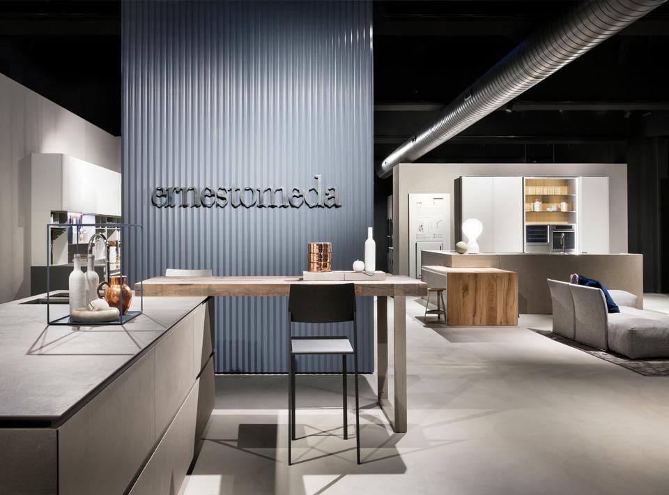 Milano interior design casa piero castellini baldissera for Milano design district