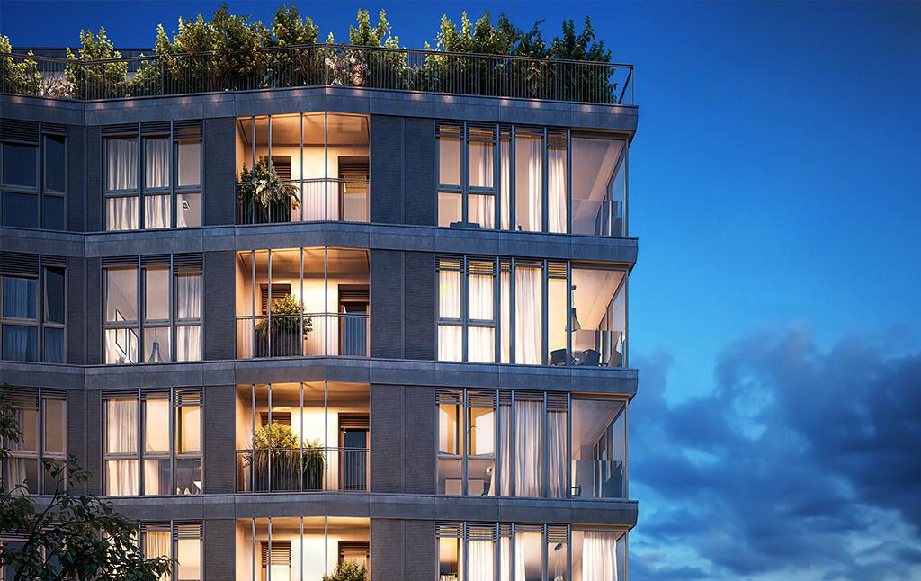 Domus eleganza milano contract district for Milano design district